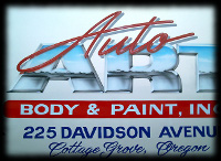 Auto Art Chrome effect Cottage Grove Oregon